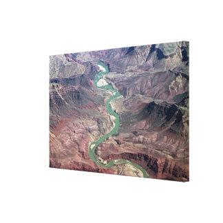 Comanche Point, Grand Canyon Canvas Print