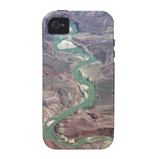 Comanche Point, Grand Canyon Vibe iPhone 4 Cover