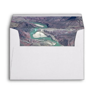 Comanche Point, Grand Canyon Envelope