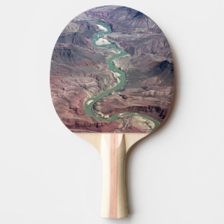 Comanche Point, Grand Canyon Ping Pong Paddle