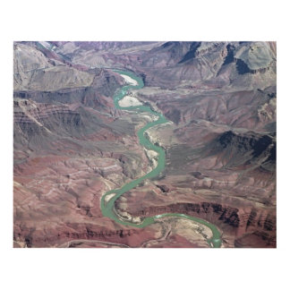 Comanche Point, Grand Canyon Panel Wall Art
