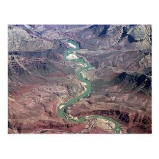Comanche Point, Grand Canyon Postcard