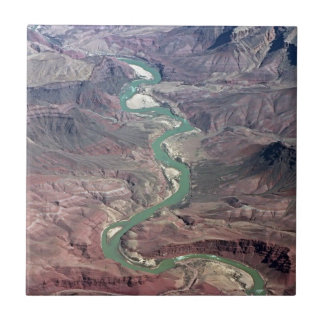 Comanche Point, Grand Canyon Tile