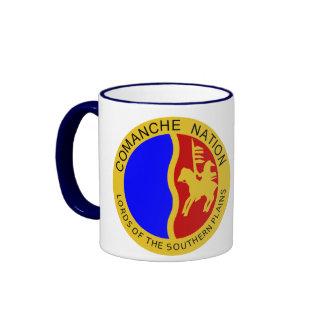 Comanche Tazas De Café