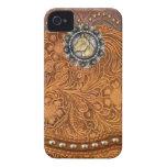 Comanche Western Iphone 4 Case