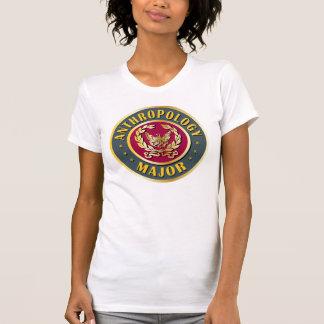 Comandante de la antropología camiseta