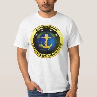 Comandante de la Flota del Pacífico Playera