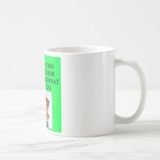 comandante de la química taza de café