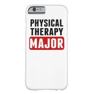 Comandante de la terapia física funda de iPhone 6 barely there
