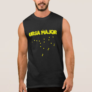 Comandante de Ursa Costellation Camisetas Sin Mangas