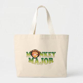 Comandante del mono bolsas