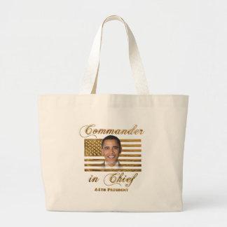 Comandante en jefe, Barack Obama Bolsa