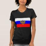 Comandante en jefe Of Rusia, Rusia Camiseta