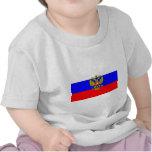 Comandante en jefe Of Rusia, Rusia Camisetas