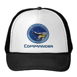 Comandante Hat Gorras De Camionero