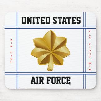 Comandante importante O-4 de la fuerza aérea Alfombrilla De Ratones