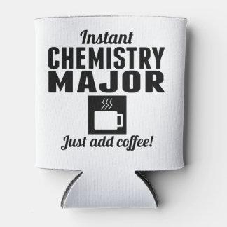 Comandante inmediato de la química enfriador de latas
