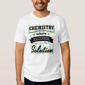 Comandantes de la química remeras