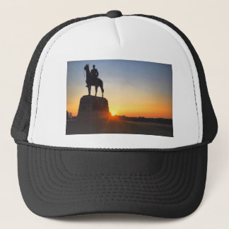 Comanding union General Meade at Sunrise Trucker Hat