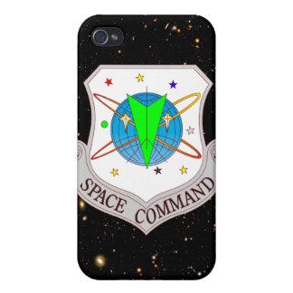 Comando 2 0 del espacio iPhone 4 protector