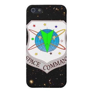 Comando 2 0 del espacio iPhone 5 funda