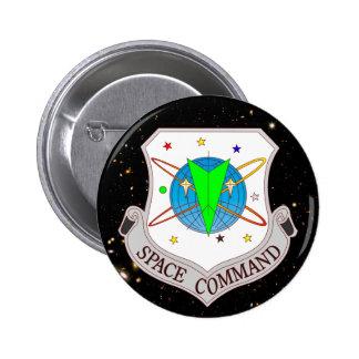 Comando 2 0 del espacio pin
