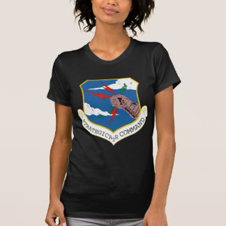 Comando aéreo estratégico camiseta