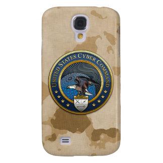 Comando cibernético de los E.E.U.U. Funda Para Galaxy S4