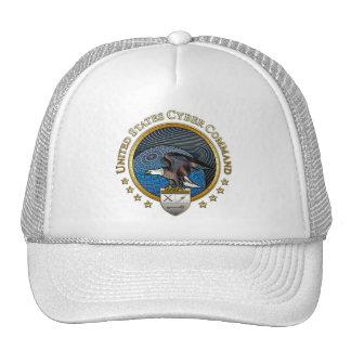 Comando cibernético de los E.E.U.U. Gorras