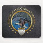 Comando cibernético de los E.E.U.U. Alfombrilla De Ratón