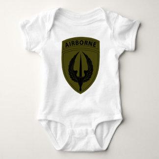 Comando de la aviación de las operaciones body para bebé