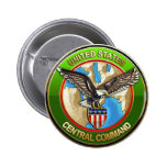 Comando de la central de Estados Unidos Pins