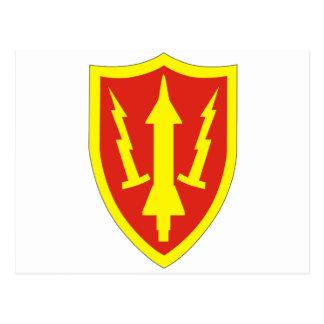 Comando de la defensa aérea del ejército postal