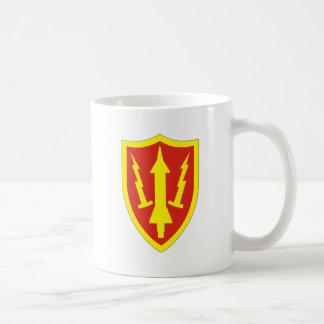 Comando de la defensa aérea del ejército taza clásica