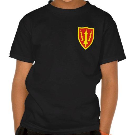 Comando de la defensa aérea del ejército tee shirt