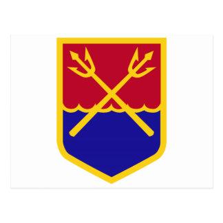 comando de la defensa aérea postal