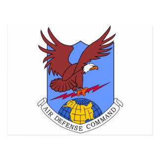 Comando de la defensa aérea tarjetas postales