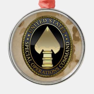 Comando de operaciones especiales de los E E U U Ornaments Para Arbol De Navidad