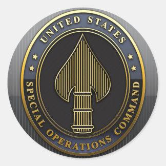Comando de operaciones especiales de los E E U U Pegatina