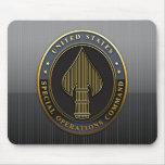 Comando de operaciones especiales de los E.E.U.U. Tapetes De Ratones