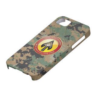 Comando de operaciones especiales del USMC Funda Para iPhone 5 Barely There