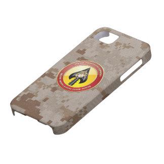 Comando de operaciones especiales del USMC MARSOC iPhone 5 Carcasa