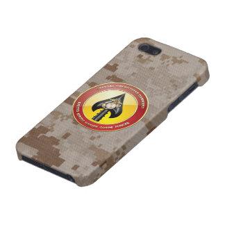 Comando de operaciones especiales del USMC MARSOC iPhone 5 Funda