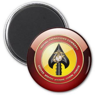 Comando de operaciones especiales del USMC (MARSOC Imán Para Frigorifico
