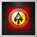 Comando de operaciones especiales del USMC (MARSOC Impresiones