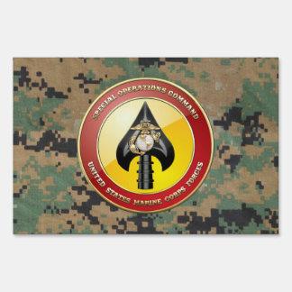 Comando de operaciones especiales del USMC Señal