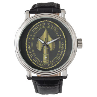 Comando de operaciones especiales Estados Unidos Reloj