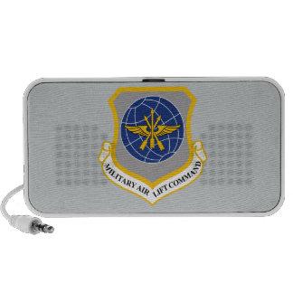 Comando de puente aéreo militar (MAC) iPhone Altavoces