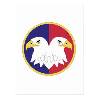 Comando de reserva del ejército postales