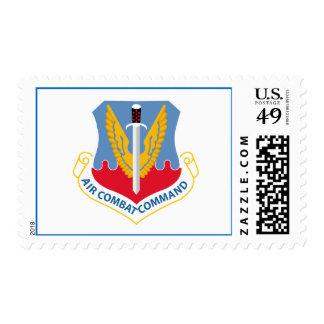 Comando del combate aéreo sello